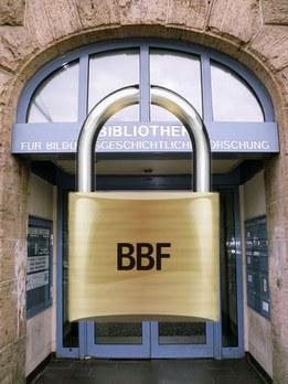 BBF am Freitag, 24.09.2021, ab 13 Uhr geschlossen