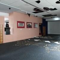 Nach Einbruch: Erheblicher Schaden in der Bibliothek für Bildungsgeschichtliche Forschung