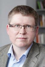 Portrait Dr. Stefan Cramme