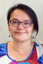 Portrait Dr. Stefanie Kollmann