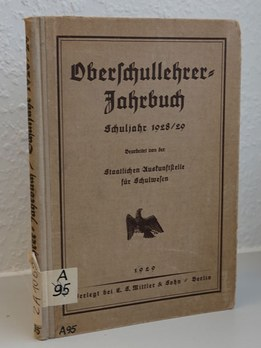Journals Before 1945